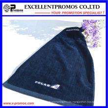 Toalla de Jacquard insignia personalizada toalla de publicidad (EP-T58703)