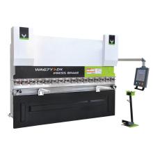 Freio de prensagem CNC de duplo eixo (WA67Y)