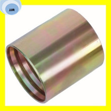 Férula de montaje de manguera hidráulica para SAE 100 R1at / En 853 1sn Manguera de férula 00110