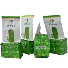 Bolsa de té verde / Bolsa de té arrugada / Embalaje de té plástico