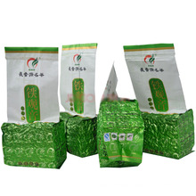 Green Tea Bag /Wrinkled Tea Pouch/Plastic Tea Packaging