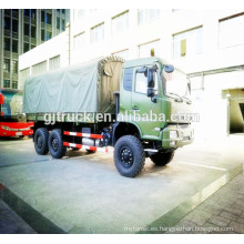 Vehículo militar 6 * 6, Dongfeng chino 6x6 All-Wheel-Drive Off Road Military