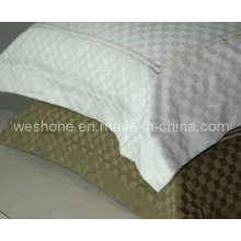 100% Cotton Matelasse Pillowcase PC-Checker