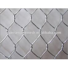 Alta qualidade anping hexagonal malha de 1 polegada galvanizado malha de arame hexagonal