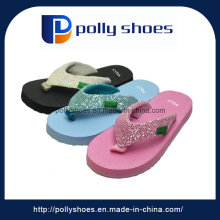 Wholesale High Quality Casual Red Sole Children Fancy Slippers