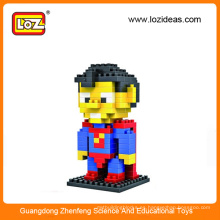 Loz figura de juguete de plástico para los niños