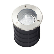 Einfarbiges 7W LED Inground Light