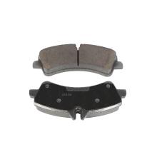 D1318 auto ceramic brake pad manufacturer for sprinter truck break pads
