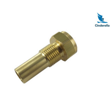 ISO certified High Precision Auto Part Brass Bolts
