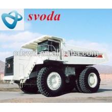 caminhão basculante de mineração Terex TR100 não rodoviário