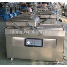Double chamber vacuum packing machine DZQ-2SA-500