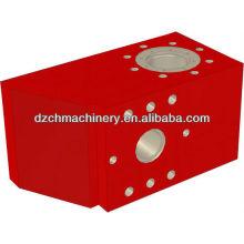 9P Sucção & Descarga Fluid End Module para bomba de lama