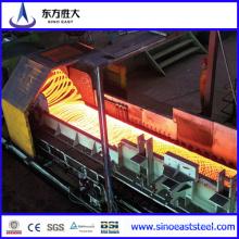 Усиление стальной арматуры с деформированной сталью