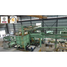 Vacuum Process Foundry Molding Machine Line with BV, SGS and ISO
