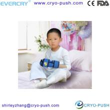 equipo pediátrico de terapia física de frío