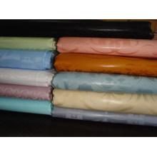 100% algodón tela africana jacquard guinea brocade shadda bazin riche 10 yardas / bolsa teñido de textiles de perfume