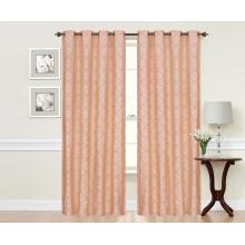Painel de cortina estilo jacquard da sala de estar