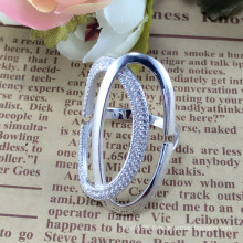 2015 Bague en bijoux en argent 925 bijoux pour femmes chaudes (R10517)