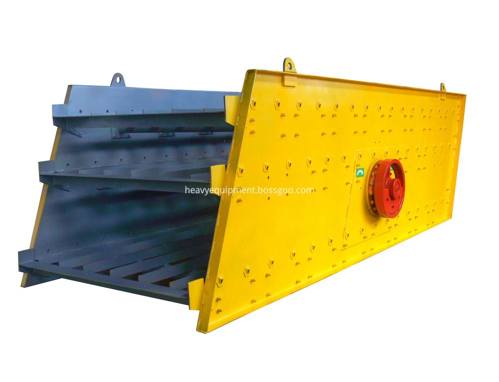Construction Sand Crusher Machine
