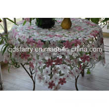 Table Cloth Embroidery Style St1750