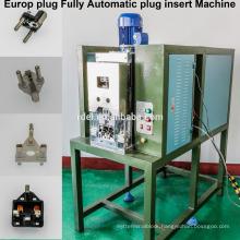 automatic Europ plug press insert Machine press machines insert plugs