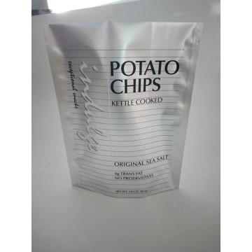 Potatis Chips Packaging Bag