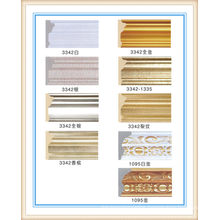 factory moulding/PS moulding/kitchen cabinet crown moulding