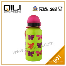 Fashion stainless steel feeding empty sports bottle wholesale for manufacturing factory
