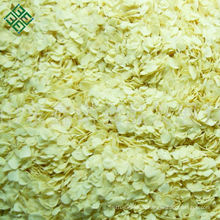 New bulk best quality dehydrated garlic flakes for world market