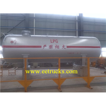 25000 Liters Horizontal Liquid Ammonia Storage Tanks