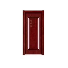 Puerta de madera sólida puerta interior de madera de la puerta del dormitorio (RW033)