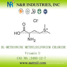 Vitaminas Vitamina U (Metilmetionina Sulfonio Cloruro) 3493-12-7