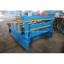 Metal Sheet Round Curving Machine
