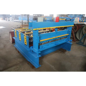 Curving Metal Sheet Machine