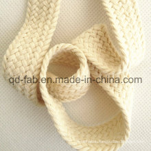 Cotton Belts Organic Cotton Webbing/17mm