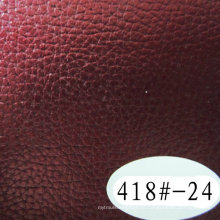 High Quality Durable Car Seat Leather (418#)