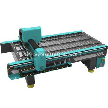 Tube Cut Plasma Cutting Machine for Decoration