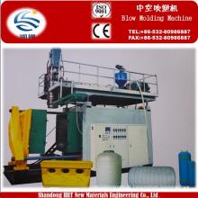 Máquina de moldagem automática de sopro para tanque de plástico 2000L
