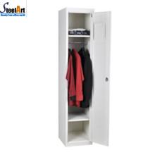 2018 venta caliente muebles de dormitorio solo armario de la puerta hecho en luoyang