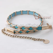 Cintura das mulheres da forma no plutônio com projeto do tassel de corrente o mais melhor de YIWU DISHA