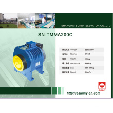 Gearless Motor for Elevator (SN-TMMA200C)