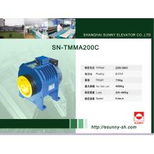 Gearless Motor für Aufzug (SN-TMMA200C)