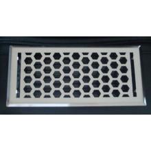 diffuseur d'air de plafond plancher grille