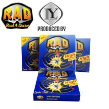Rad 125mm África Não 1 Qualidade Black Mosquito Coil