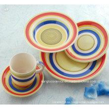 Fuente de cerámica de la fábrica