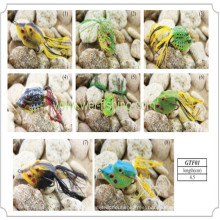 Artificial Soft Frog Fishing Lure