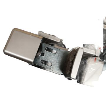 guía de suelo para uso automático de puertas con marco