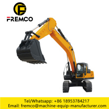 SC240.8 Popular Excavator for Construction Projects
