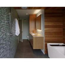 Panneau de vente chaud Panneau de cèdre de haute qualité dans la salle de bain