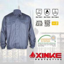 c / n8812 ventes chaudes veste ignifuge pour la sécurité